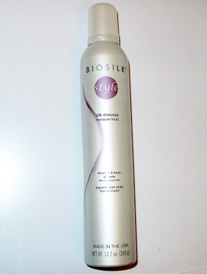 Biosilk Hair Mousse