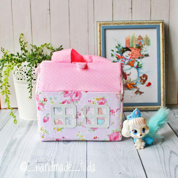 Sweet doll house, bag house
