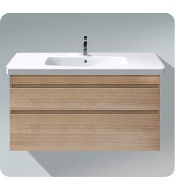 Duravit DuraStyle DS6495 Wall Mounted Modern Bathroom Vanity Unit