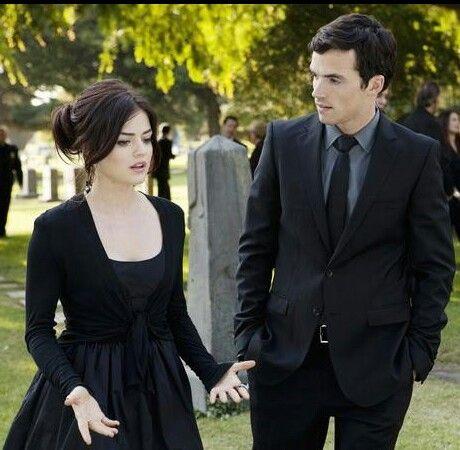 #PLL - Aria & Ezra