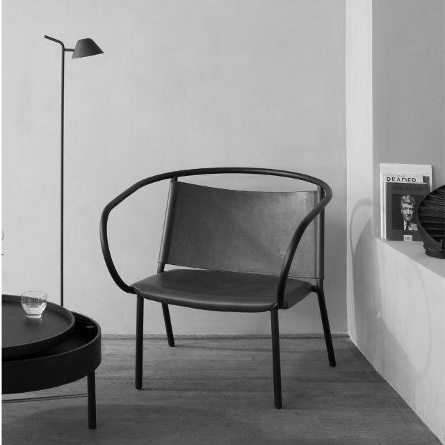 358 best images about assises fauteuils chaises tabourets bancs chairs - Petit fauteuil en cuir ...