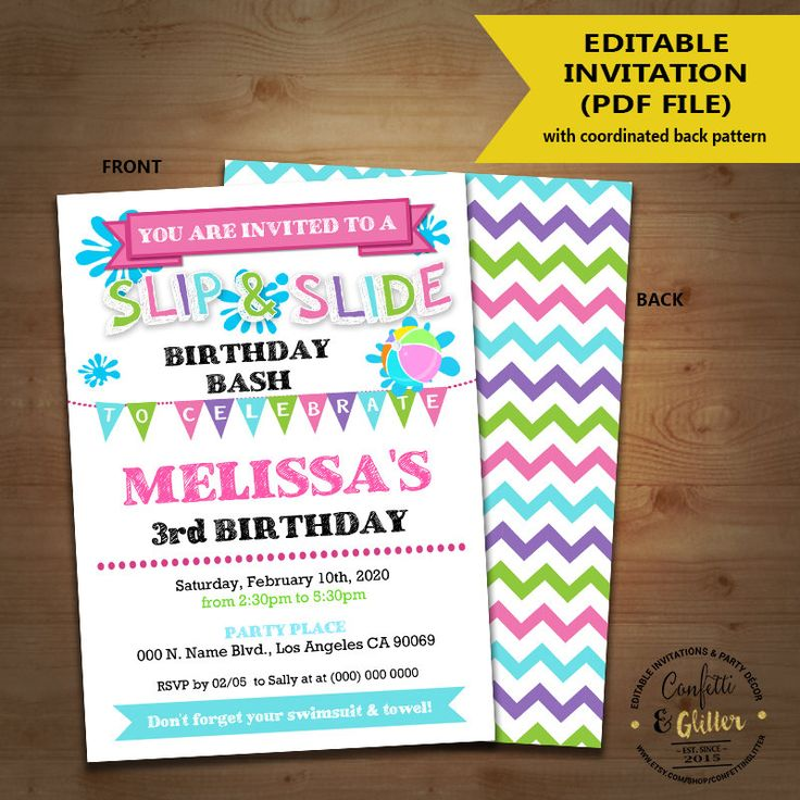 120 best Kids Birthday invitations images on Pinterest