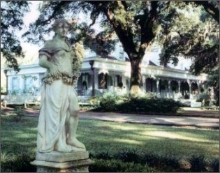 Myrtles Plantation. where we want to be married. Most haunted place in Louisiana