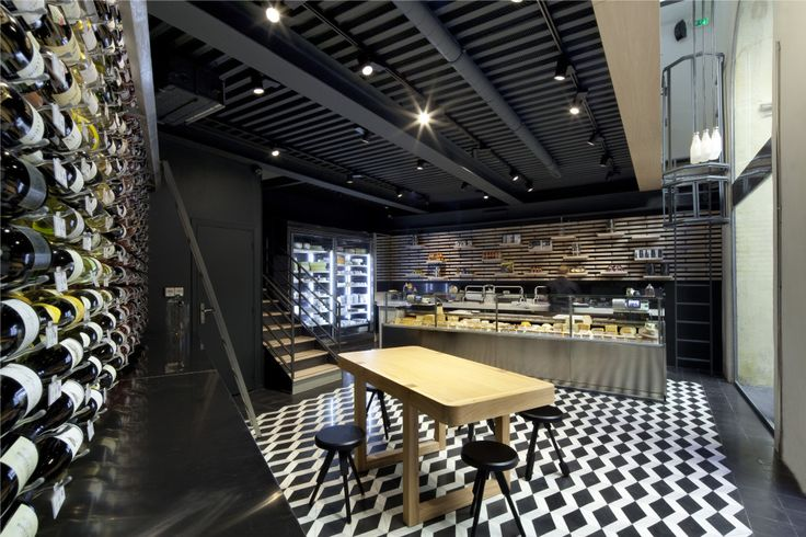 epicerie fine design aix en provence vincent coste wine bar and coffe bar pinterest aix. Black Bedroom Furniture Sets. Home Design Ideas