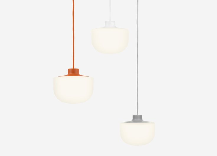 ZERO lighting - Pistill by Jens Fager. Pendants from ZERO Lighting.