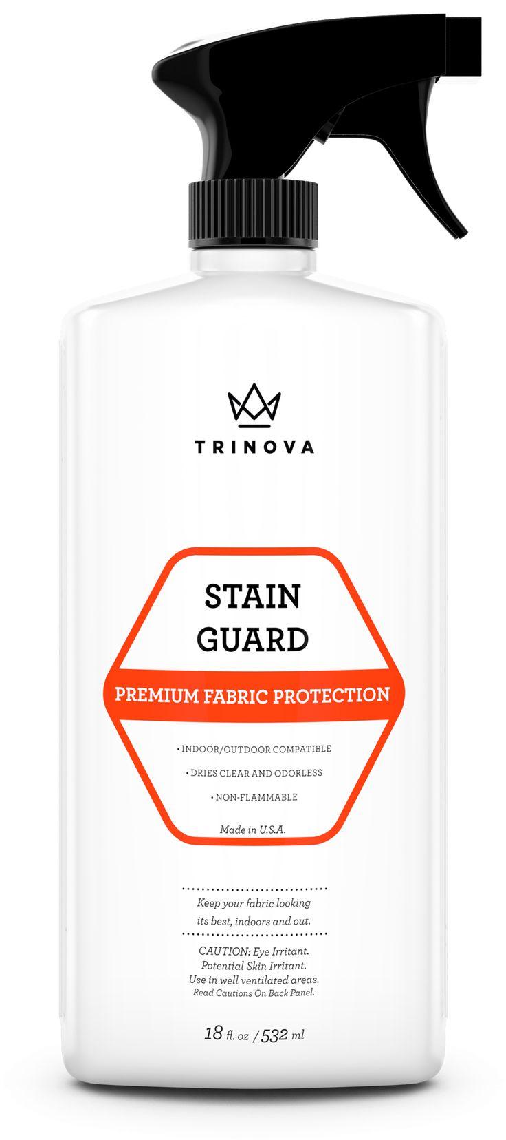 TriNova® Stain Guard Granite cleaner, Granite sealer