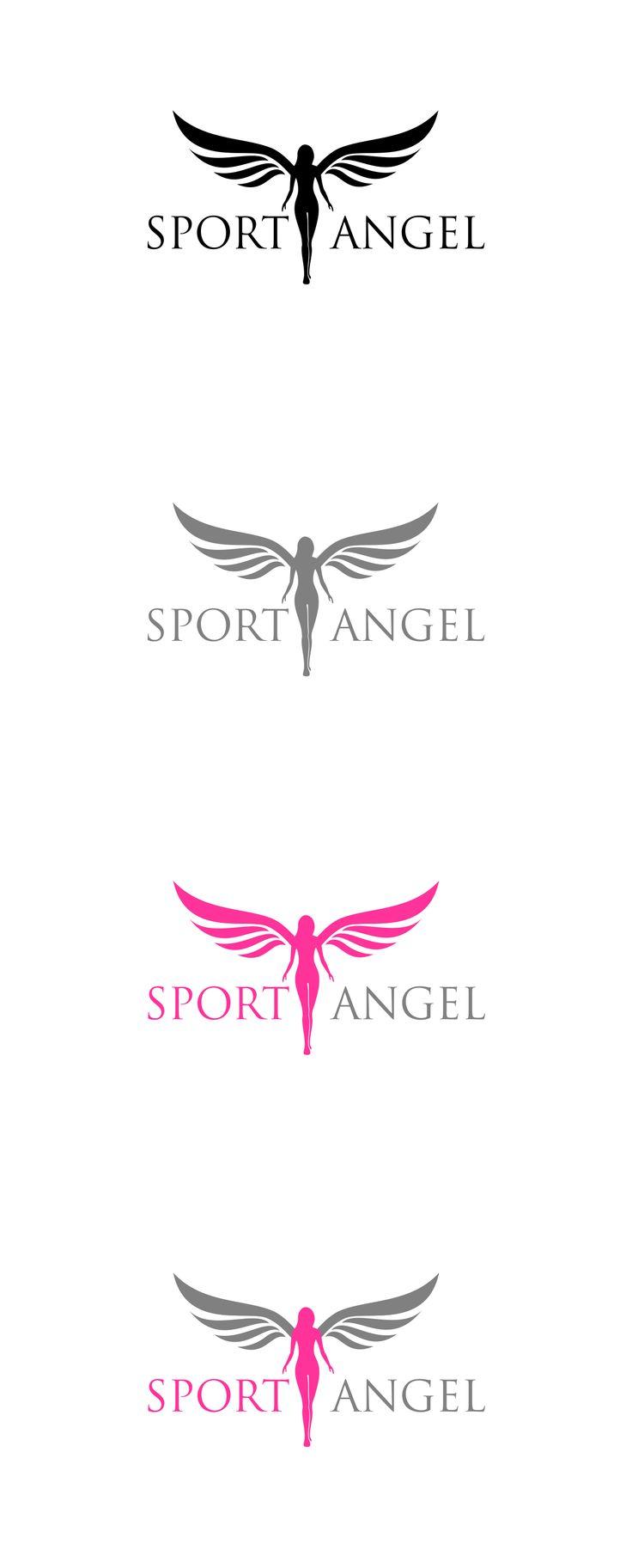 Logo design for women sportswear shop