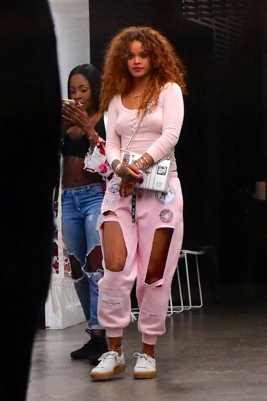 August 12: Rihanna out and about in NYC