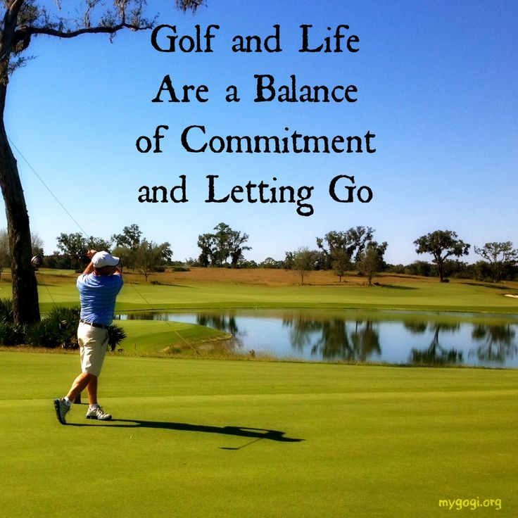 Inspirational Golf Quotes Beauteous Golf Quotes About Life  Bitami