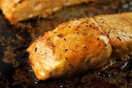 "North African ""Tandoori"" Salmon"