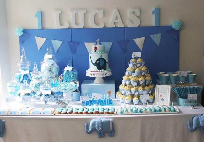 Blue Elephant Party
