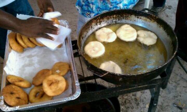 Making Johnny Cake St Thomas Vi Caribbean Food And
