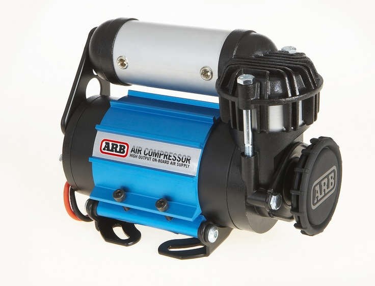 ARB Air Compressor A must have companion to Air Lockers