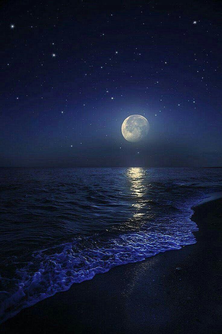 Milagros Betley On Luna Moon Y Sunsets