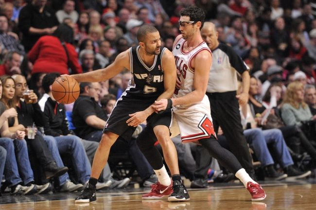 Bulls vs. Spurs - 1/22/15 NBA Pick, Odds, and Prediction