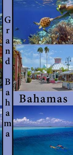Grand Bahama Island, Bahamas - boating and more info here!