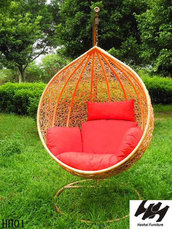 Newgarland hanging basketrattan swing chairoutdoor