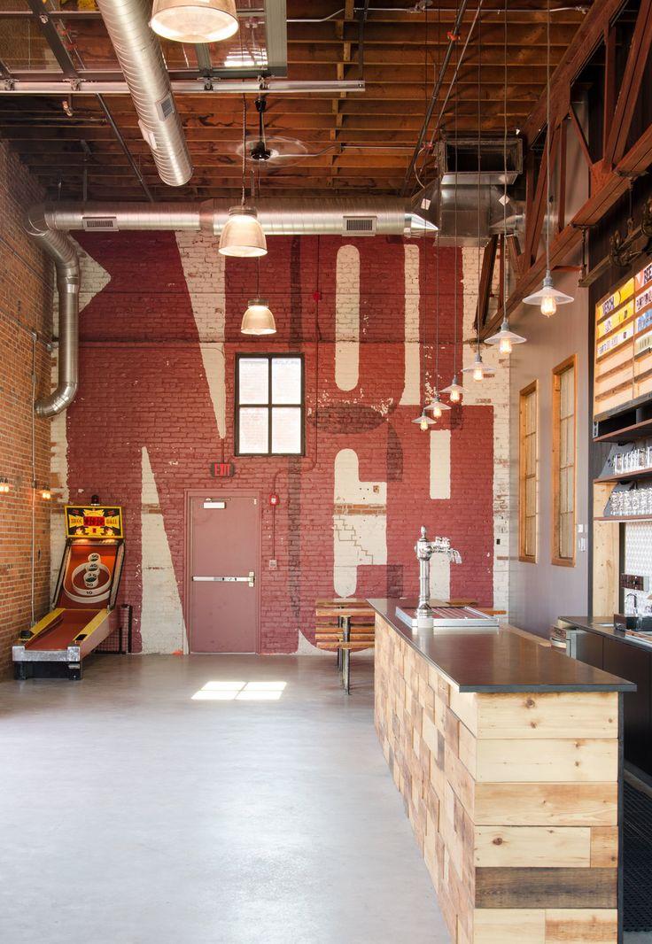 Notch Brewery + Taproom | Best Interior Design Firm Boston ...