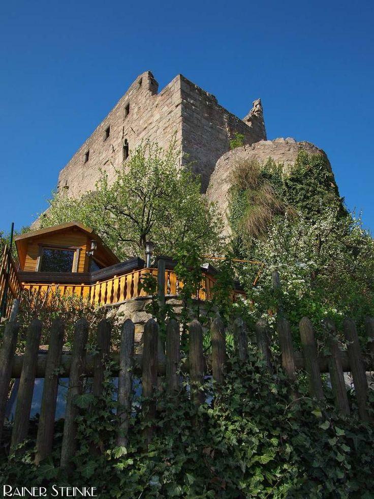 Burgruine Leuchtenberg in der Oberpfalz | Kult-Urzeit