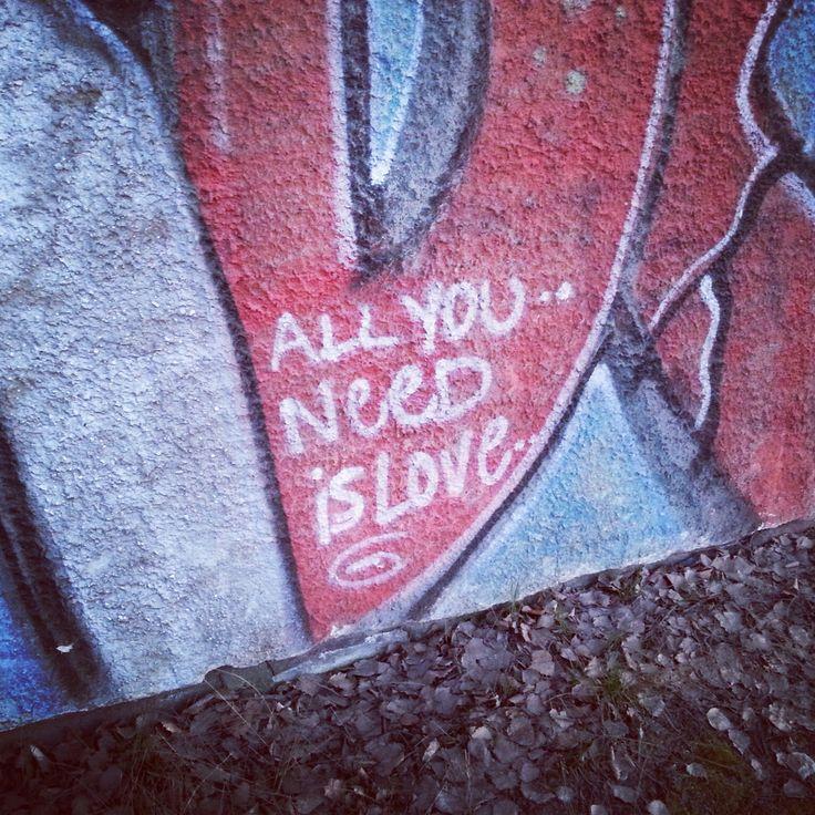 Kaupunki graffitti