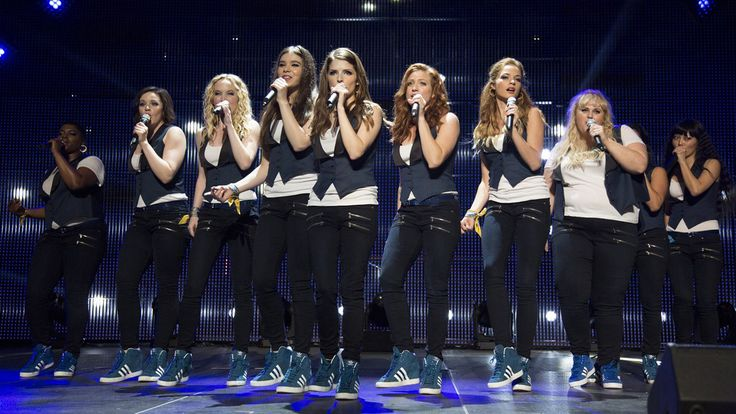 Pitch Perfect 2 Movie Review and Ratings by Kids
