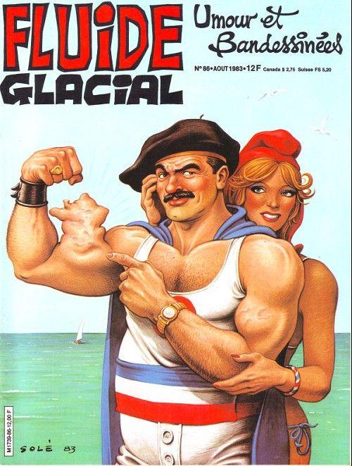 Fluide Glacial - Août 1983