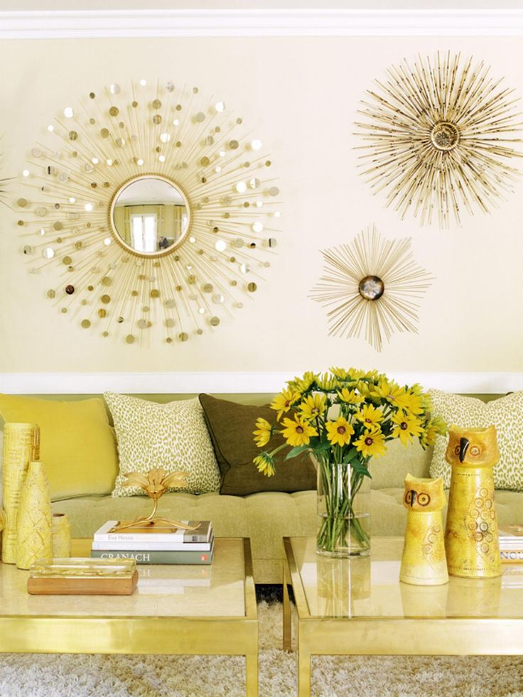 11 best Sun Mirrors for Interior Wall Decoration in Contemporary ...