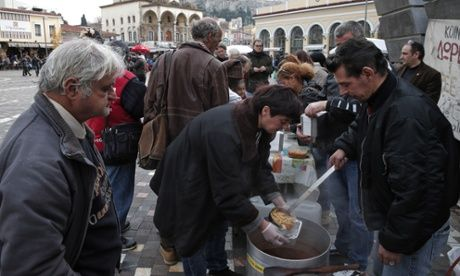 Greece's solidarity movement: 'it's a whole new model – and it's working' Citizen-run health clinics, food centres, kitchens and legal aid hubs have sprung up to fill the gaps left by austerity – and now look set to play a bigger role under a Syriza government