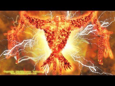 La visión de Ezequiel de Dios.profeta Ezequiel capítulo 1 y 10.trono.español.Querubines.cielo