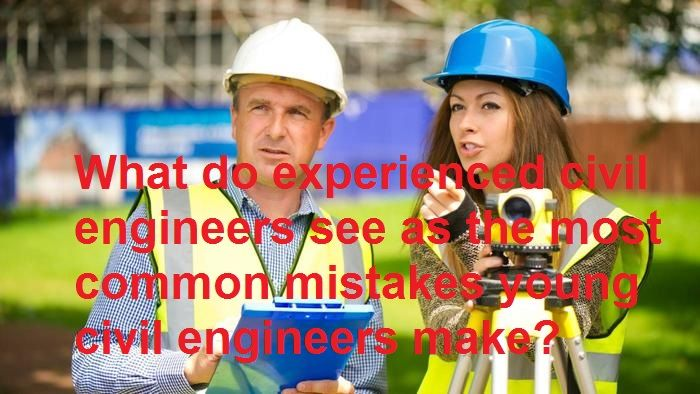 I think most young civil engineers lack the judgement to  decide between the theoretical and the practical. They can  get lost in the mathematics easily. For example; I was  working at a firm doing structural design. I could use an  excel spreadsheet to design a circular tank in about 2 hours.  The young engineers liked to use the structural software but they took about 8  hours to do the design. Sure their design was more accurate but my answer was  good to 0.01 while theirs was good to…