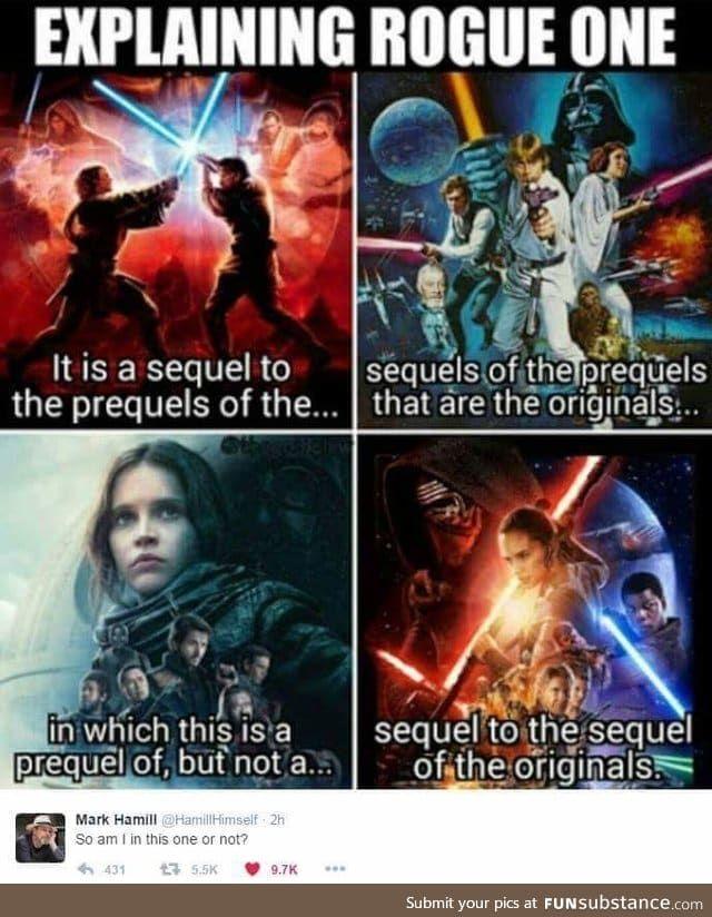 Poor Mark Even He S Not Sure Anymore Funsubstance Star Wars Humor Star Wars Memes Star Wars Fans