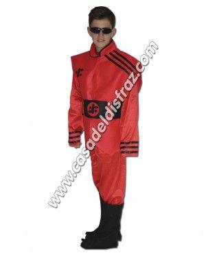 Disfraz de Ninja Rojo para Adultos. 34,95€ #DisfracesOrientales #DisfracesCarnaval http://casadeldisfraz.com/