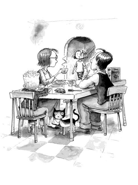 Moody Kids Book