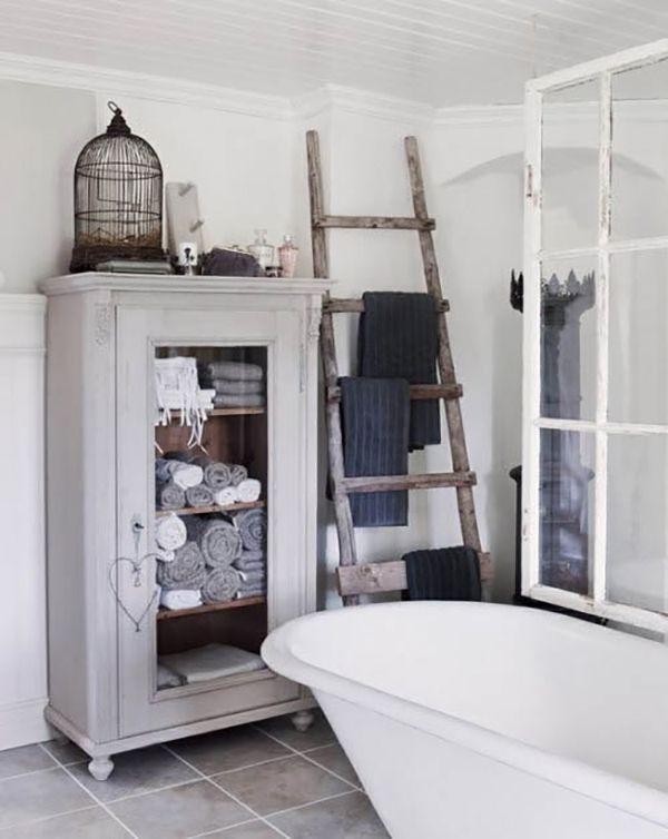 ideas-escalera-vieja-toallas-decorar
