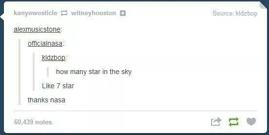 Thanks NASA, tumblr funny