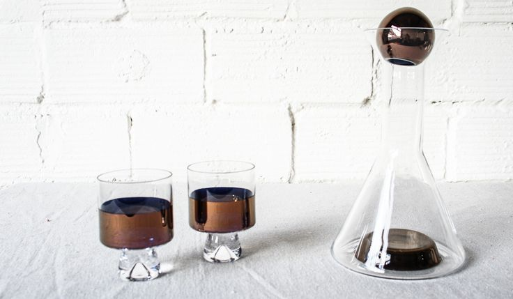 Tom Dixon | Tank Low Ball Glasses