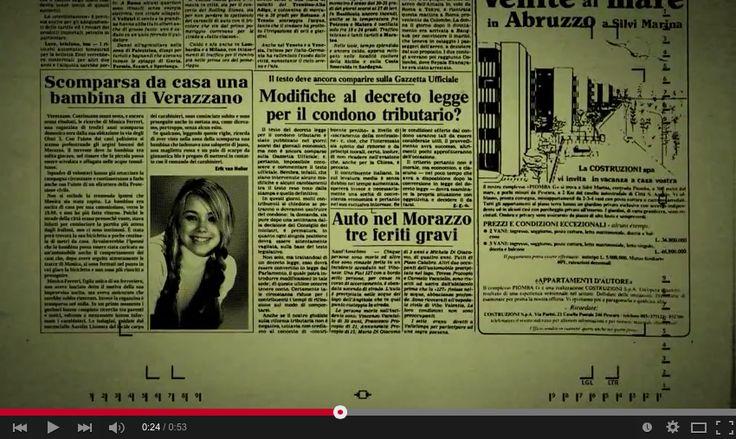 """Il bookteaser realizzato da Silvano Beltramo  per """"Il passato è una bestia feroce"""". Guardalo qui: http://goo.gl/cltIAg"""