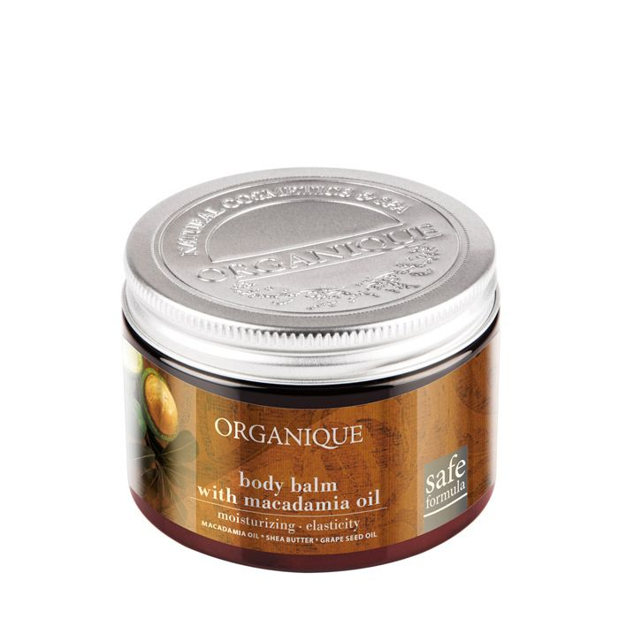 Balsam do ciała z olejem Makadamia - Balsamy - Ciało - Organique
