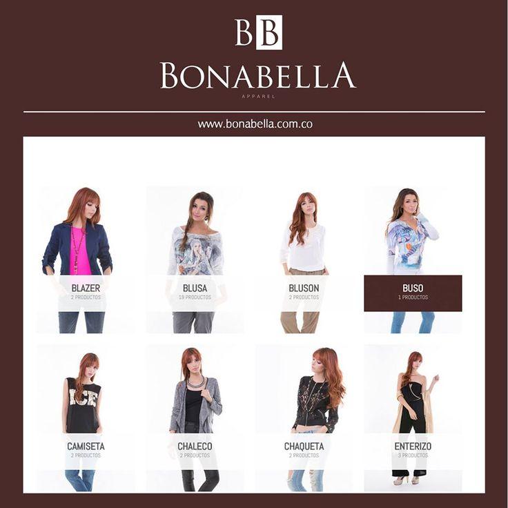 En Bonabella tenemos todo para que siempre estés bella. www.Bonabella.com.co