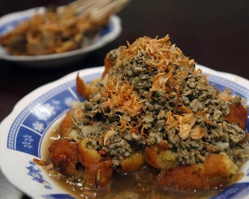 Kupang Lontong.. East-Coast Javanese Specific Food..