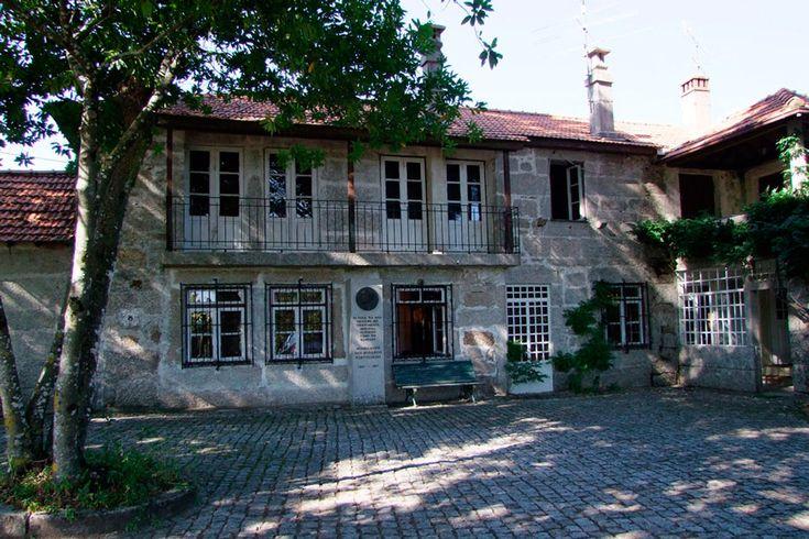Casa de Aquilino Ribeiro
