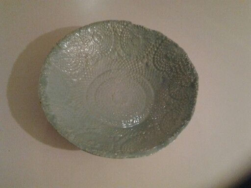 1st bit of pottery I done