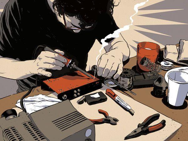 The Joy of Soldering: How to Get Started - Popular Mechanics