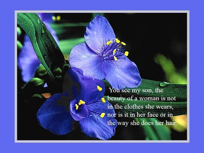 Woman's tears