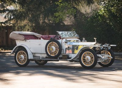World Of Classic Cars: Rolls-Royce 40/50 HP Silver Ghost Tourer by Lawton...