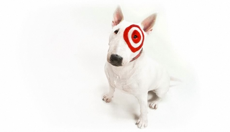 Celebrating target 39 s new inclusive restroom policies What kind of dog is the target mascot