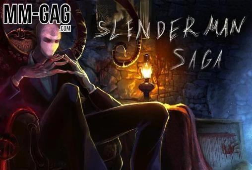 Slender Man Saga - (Free Android Game )
