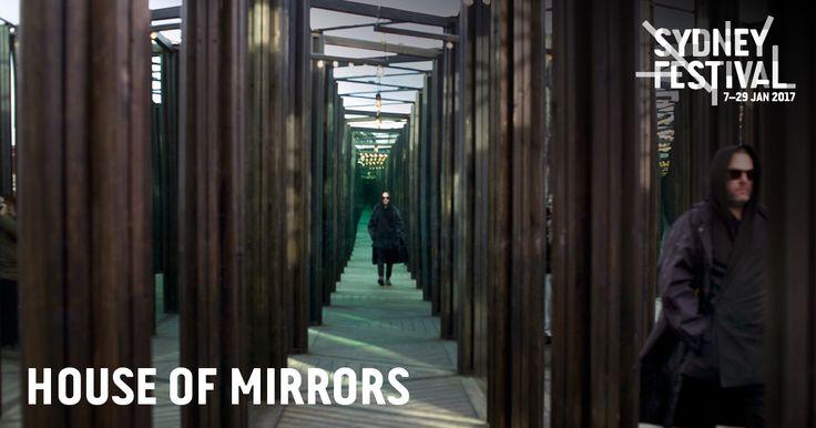 7-29 January 2017. Mirrors Sydney Festival