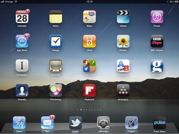 50 really useful iPad tips and tricks: 25 more iPad and iPad 2 tips, direct link