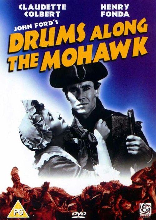 Bębny nad Mohawkiem (1939) - Plakaty - Filmweb